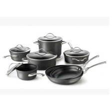 Contemporary Nonstick 12 Piece Set