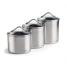 Oval Canister (Set of 3)