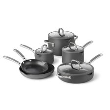Easy System Nonstick 10-Piece Set