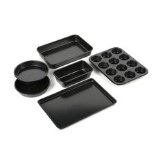 Simply Nonstick 6-Piece Bakeware Set