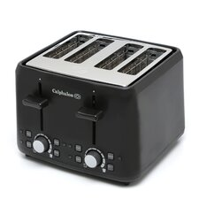 Kitchen Electrics 4 Slot Toaster