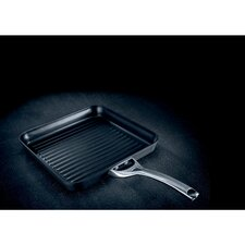 "Contemporary Nonstick 11"" Grill Pan"