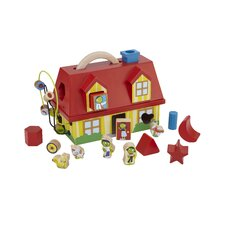 <strong>PBS Kids</strong> PBS Shape Sorter House
