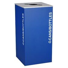 Kaleidoscope XL Series Indoor Waste Receptacle