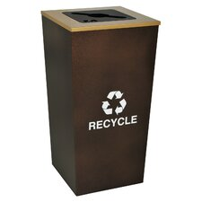 Metro Indoor 34 Gallon Industrial Recycling Bin