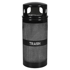 Landscape Series Outdoor Waste Receptacle