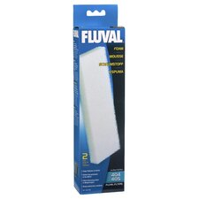 Fluval Filter Foam Block (2 Pack)
