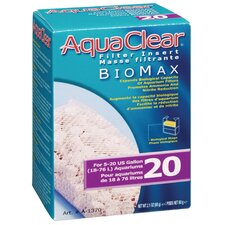 AquaClear BioMax Filter Media