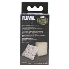 Fluval Edge Foam & Biomax Renewal Kit
