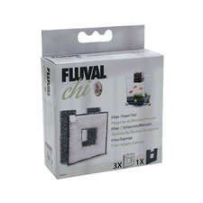 Fluval Chi Filter 3 Piece Pad and Foam