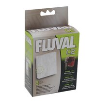 Fluval Poly Foam Pad (3 Pack)