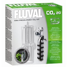 Fluval Mini CO2 Supply Set (0.7 oz.)