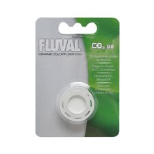 Fluval Ceramic CO2 Diffuser Disc (3.1 oz.)