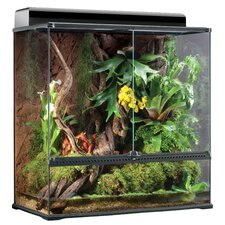 Exo Terra High Glass Terrarium