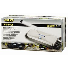 Glo T5 HO Electronic Ballast for T5 HO Fluorescent Bulbs