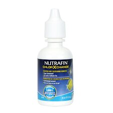 Nutrafin Chlor-X-Change Tap Fish Water Remover - 1 oz.