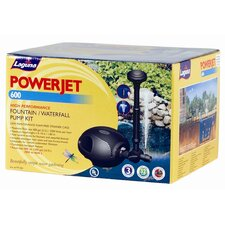 <strong>Hagen</strong> Laguna PowerJet 600 Fountain Pump Kit