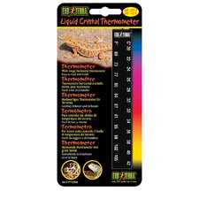 Exo Terra Liquid Crystal Thermometer
