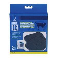 <strong>Hagen</strong> Catit Carbon Replacement Filter for 50700/50701