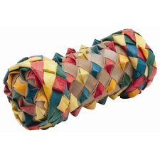 Living World Nature's Treasure Woven Cylinder Foot  Hookbill Bird Toy