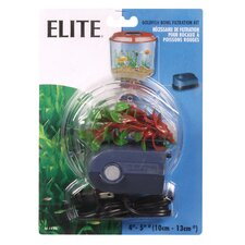 Elite Small Goldfish Bowl Accessory Kit
