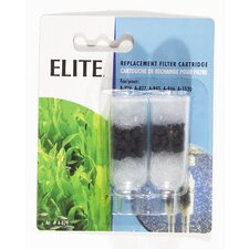 Elite Goldfish Bowl Filter Cartridge - 2 Pack