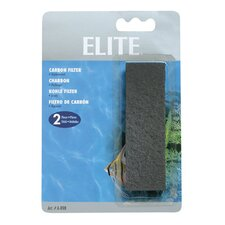 Elite Carbon Filter Sleeve Replacement - 2 Pack