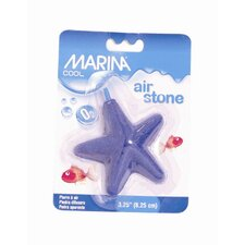 Marina Cool Starfish Airstone in Blue