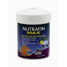 Nutrafin Max Small Micro Granules Fish Food