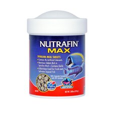 Nutrafin Max Spirulina Tablets Fish Food