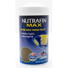 Nutrafin Max Marine Angel Sinking Pellets Fish Food