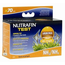 Nutrafin Ammonia Test Kit for Freshwater - 70 Tests