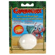 Crabworx Hermit Crab Health Block Supplement