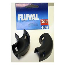 Fluval Hose Elbow for Ribbed Hosing
