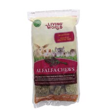 Living World Alfalfa Small Animal Chew - 20 oz.
