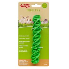 LW Nibblers Willow Stick Small Pet Chew Toy