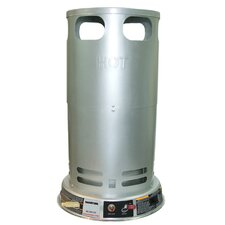Convection Propane Tank Top Space Heater with Variable Control
