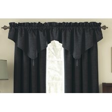 "Room Darkening Ascot 42"" Curtain Valance"