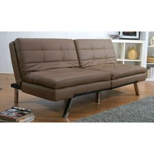 <strong>Gold Sparrow</strong> Memphis Solid Wood Futon