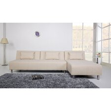 Atlanta Convertible Sectional Sofa Bed