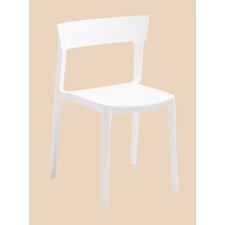 Adam Stackable Side Chair (Set of 2)