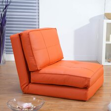 Baltimore Leather Chair Bed