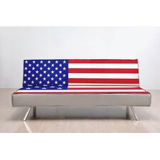 American Flag Sleeper Sofa