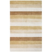 Aspect Tan Stripes Rug