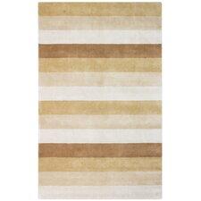 Aspect Tan Stripes Rug