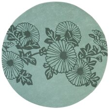 Structure Fauna Mint Rug