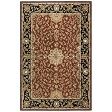 Traditions Regal Burgundy Rug