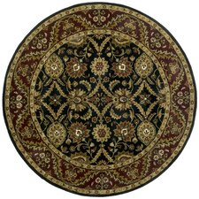 Traditions Morris Black Rug