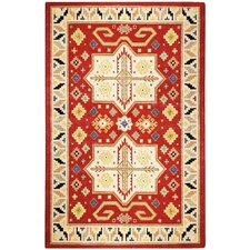 <strong>St. Croix</strong> Traditions Virtu Red Rug