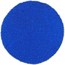 Shagadelic Neon Blue Kids Rug